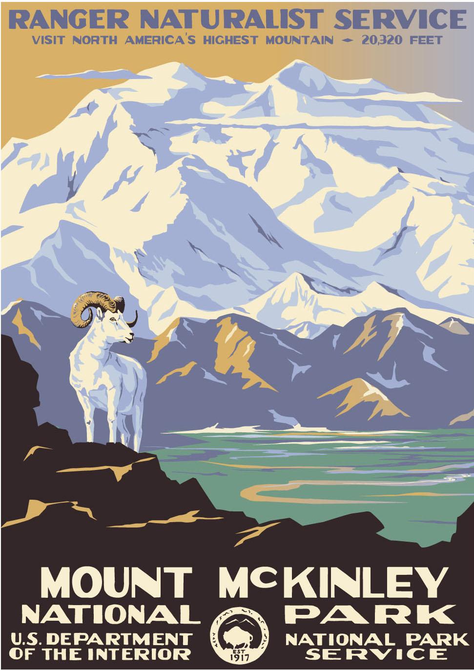 Bildergebnis für Mount McKinley